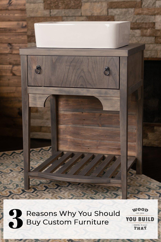 3 Reasons to Buy Custom Built Furniture